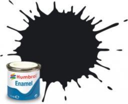 Humbrol Farba Nr21 Black Gloss 14ml - AA0237
