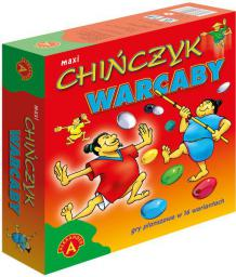 Alexander Gra Chińczyk Warcaby Maxi - (0470)
