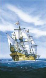 Heller Golden Hind (80829)
