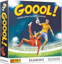 Egmont EGMONT Gra GOOOL! - 4781