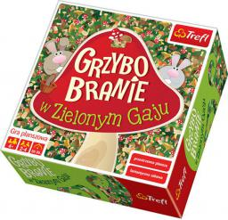 Trefl Grzybobranie w Zielonym Gaju - (00988)