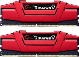 Pamięć G.Skill Ripjaws V, DDR4, 16 GB,3000MHz, CL15 (F4-3000C15D-16GVRB)