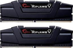 Pamięć G.Skill Ripjaws V, DDR4, 16 GB, 3200MHz, CL16 (F4-3200C16D-16GVKB)