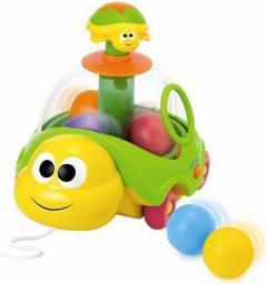 Smily Play Żółwik Liczący z piłeczkami - 0660