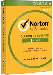 Symantec Norton Security Standard 3.0 PL 1 Użytkownik 1 Urządzenie 1 Rok (21357596)