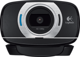 Kamera internetowa Logitech HD Webcam C615 (960-000737)