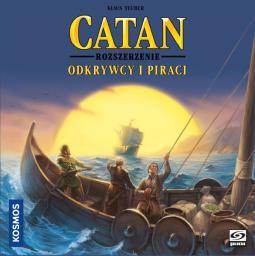 Galakta Catan - Odkrywcy i Piraci