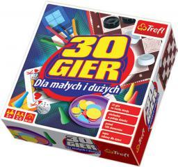 Trefl TREFL Gra Kalejdoskop 30 Gier - 00745