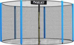 Neo-Sport NeoSport Siatka zewnętrzna do trampolin 183cm 6ft