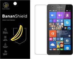 Polski Banan Szkło hartowane BananShield do Microsoft Lumia 535