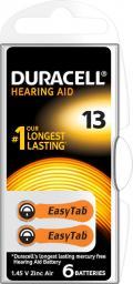 Duracell Bateria do aparatów słuchowych PR48 6szt.