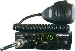 CB Radio President PRESIDENT Henry Classic 12/24 V