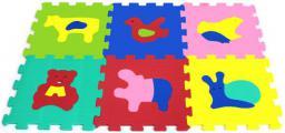 Artyk Puzzle piankowe Zwierzęta (X-ART-1005B-6)
