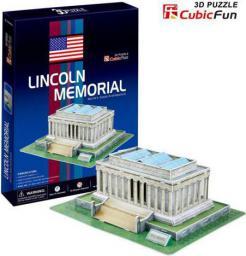 Cubicfun Lincoln Memorial Puzzle 3D (01540)