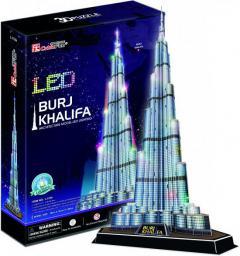 Cubicfun PUZZLE 3D Burj Khalifa (Światło) - L133H