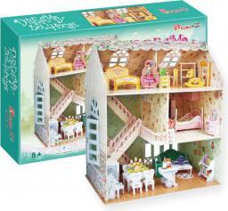 Cubicfun PUZZLE 3D Domek Dla Lalek Dreamy - P645H