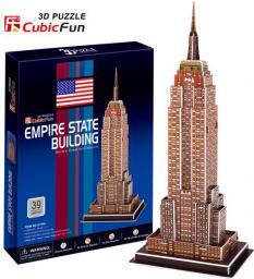 Cubicfun Empire State Building Puzzle 3D - C704H