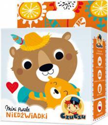 Czuczu Mini Puzzle Niedźwiadki (6429)