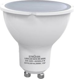 IDEUS Żarówka LED GU10 4W 3000K LARA LED 7575