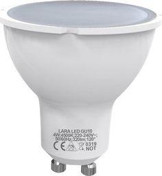 IDEUS Żarówka LED GU10 4W 4500K LARA LED 6676