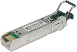 Moduł SFP Digitus Moduł nadawczo-odbiorczy mini GBIC (SFP), 1.25Gbps, 20km (DN-81001)