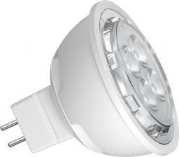 Ultron Żarówka LED GU5.3, 6W, 250lm, 3000K, biała ciepła (163732)