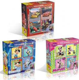 Lisciani Puzzle Baby z mazakami - 40698