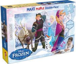 Lisciani LISCIANIGIOCHI Puzzle Frozen maxi 35 el. - 46867