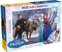 Lisciani Frozen maxi 60 el. - 46874