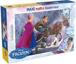 Lisciani LISCIANIGIOCHI Puzzle Frozen maxi 108 el - 46898