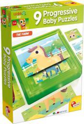 Lisciani LISCIANIGIOCHI Baby kształty farma - 47420