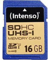 Karta Intenso SD 16GB UHS-I  (3421470)