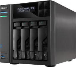 Serwer plików Asustor AS-7004T (90IX00E1-BW3S10)