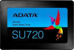 "Dysk SSD ADATA Ultimate SU720 250 GB 2.5"" SATA III (ASU720SS-250G-C)"