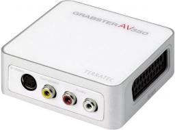 TerraTec Video-Grabber Grabster AV 350 MX, USB2.0 (10599)