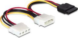 Delock Adapter Molex -> Sata + Molex (60103)