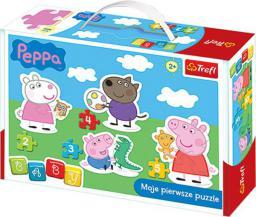 Trefl Baby Classic, Świnka Peppa (36061)
