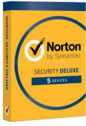 Symantec Norton Security Deluxe 3.0 PL 1 Użytkownik 5 Urządzeń 1 Rok ESD (21358339)