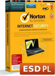 Symantec Norton Security Standard 3.0 PL 1 Użytkownik 1 Urządzenie 1 Rok ESD (21358338)