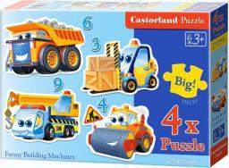 Castorland CASTOR 39 EL. Maszyny budowlane - 005024