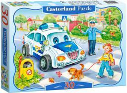 Castorland CASTOR 30 EL. Droga do Szkoły (03389)