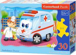 Castorland CASTOR 30 EL. Ambulans Doctor - 03471