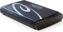 """Kieszeń Delock Kieszeń na dysk 2.5"""", Czarny, USB 3.0 (42494)"""