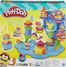 Hasbro Play-Doh Babeczkowy festiwal - B1855