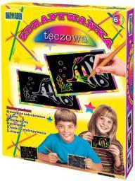 Dromader Zdrapywanka tęczowa - 00719