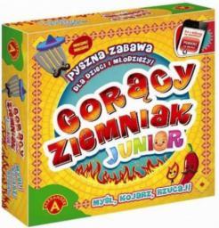 Alexander Gra planszowa Gorący ziemniak junior