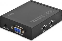 System przekazu sygnału AV Digitus Przedłużacz/Extender VGA do 300m po Cat.5e  (DS-53450)