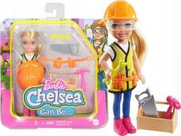 Barbie Barbie Lalka Chelsea majsterkowiczka (GTN87)