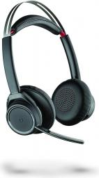 Słuchawki z mikrofonem Plantronics Voyager Focus UC BT B825-M (202652-02)