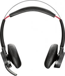 Słuchawki Plantronics Voyager Focus UC B825-M, Czarne